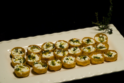 Canap cups sauce and sensibility for How to make canape shells at home