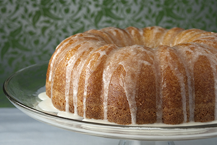 Dominique's Lime Pound Cake | Sauce and Sensibility